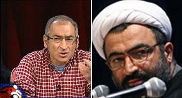 دانلود صوتی مناظره رسایی و صادق زیبا کلام  رادیو تهران