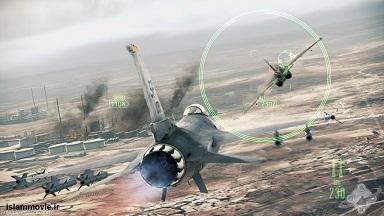 دانلود تریلر بازی جدید هواپیمای جنگی – Ace Combat