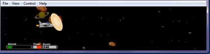 بازی فلش آنلاین هواپیمای فضایی ace of space