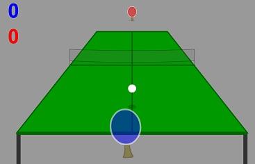 بازی آنلاین فلش تنیس روی میز (پینگ پونگ) سه بعدی