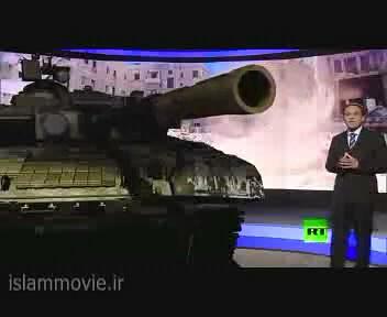 دانلود کلیپ موبایل اخبار 3D شبکه روسی RT