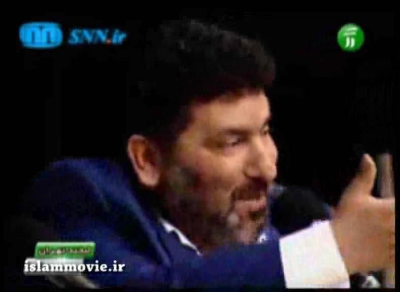فیلم/ مداحی حاج سعید حدادیان در سوریه برای مدافعان حرم