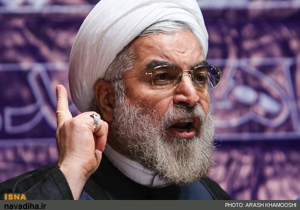 قهر حسن روحانی و شرکت نکردن در مجمع تشخیص ؟!