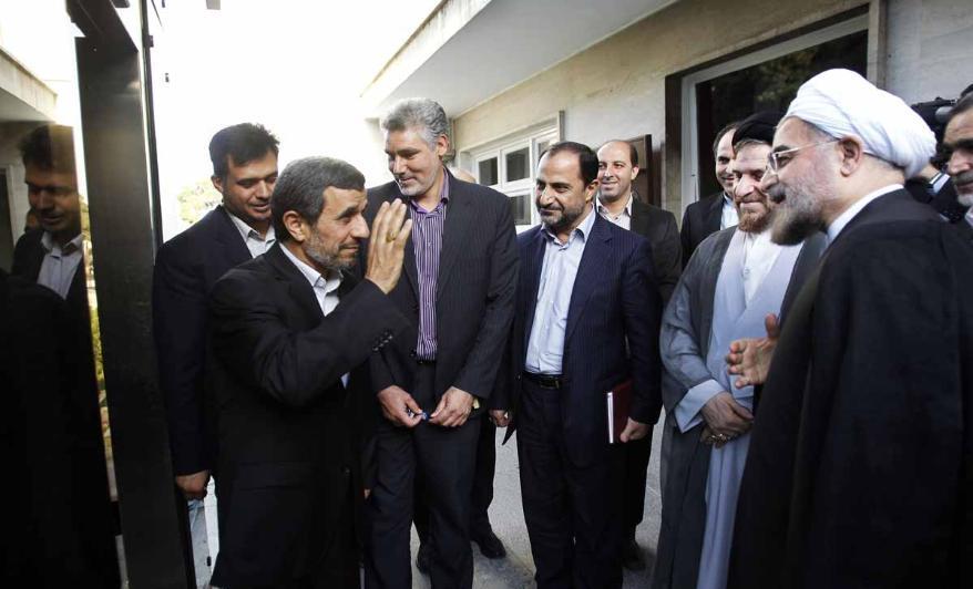 کلیپ خس و خاشاک گفتن احمدی نژاد به کیست؟/خودتان قضاوت کنید/وقتی از صحبتی سوء استفاده شد!