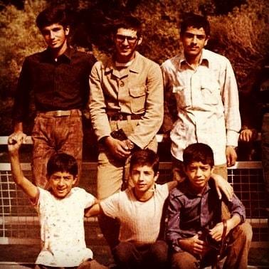 شهید علیرضا محمودی پارسا - شهید ۱۳ ساله - (۱۱)- navadiha.ir