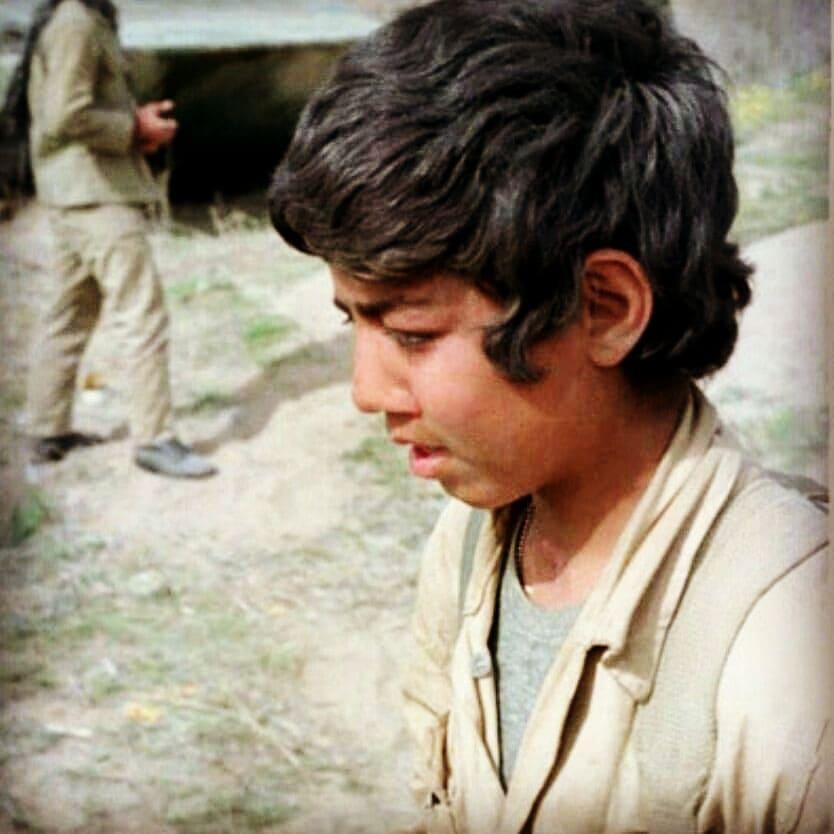 شهید علیرضا محمودی پارسا - شهید ۱۳ ساله - (۳)- navadiha.ir
