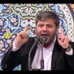 مداحی طوفانی ترکی از نادر جوادی دیدار مداحان ۹۷