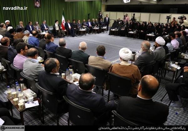 محفل شعر ۹۷ رهبری / شعری برای مدافعان حرم و شهید حججی!