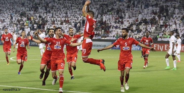 پرسپولیس السد قطر را له کرد/بازی برگشت بسیار آسان است/پرسپولیس اراده کند قهرمان می شود